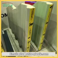 Wholesale Clear Sticky Back Plastic Adhesive Film Sandwich Panel Surface Protective Foil Anti Dust from china suppliers