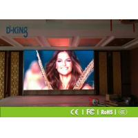 Wholesale Dking Brand High Resolution P6 Flexible Led Display Screen For Theater Trade Show from china suppliers