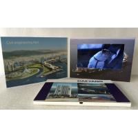 Wholesale TFT Lcd Video Business Cards , Advertising promotional video card from china suppliers