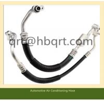 R134a Air conditioning hose , SAE J2064 Flexible rubber hose for Bus /Car