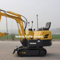 Wholesale Cheaper 0.8t 800kg mini excavator with nice performance with chinese engine made in china hot sell in newzealand from china suppliers