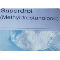 Wholesale 58-18-4 Testosterone Anabolic Steroid Superdrol  Methyltestosteron 17 - Alpha - Methyl from china suppliers