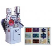 Wholesale Glass Mosaic Press Machine , Double Rotary Tablet Compression Machine from china suppliers