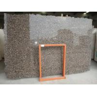 Wholesale Full / Half Bullnose Baltic Brown granite countertops for bathroom vanity , Table Top from china suppliers