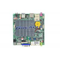 Wholesale Industrial Grade Quad Core CPU J1900 micro itx motherboard With 2 Nics , Fanless Design from china suppliers