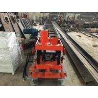 Wholesale CE Compliance C Z Quick Change Purlin Roll Forming Machine / Roll Form Machines from china suppliers