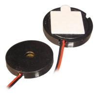 Wholesale 10V Mini Passive Piezo Electric Buzzer 85dB For Automobile , 14x2.5MM from china suppliers