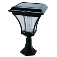 Wholesale High quality Led Solar Garden Light portable solar led light with CE ROHS approved from china suppliers