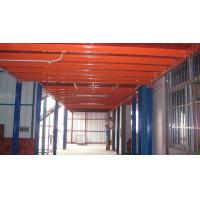 Wholesale Costumed 1-3 Levels Mezzanine Floor System and Pallet Racking Warehouse Equipment from china suppliers