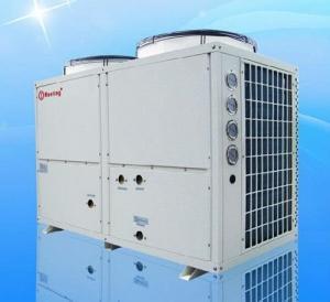 Wholesale high efficiency,EVI air source heat pump water heater, can work at -25C,R417A,R407C,R404A, from china suppliers