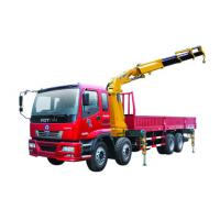 Wholesale Durable 8T Knuckle Boom Truck Mounted Crane, 40 L/min Truck With Crane from china suppliers