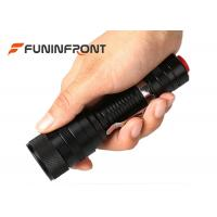 Wholesale Outdoor Rechargeable Mini Led Flashlight10 Watt , LED Zoom FlashlightLightweight from china suppliers