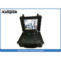Wholesale Single Channel Suitcase COFDM Receiver 17'' Wireless Digital Video Receiver Box from china suppliers