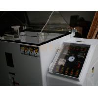 Wholesale PVC Plates Corrosion Resistance Salt Spray Test Chamber Saline Camera from china suppliers