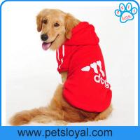 Buy cheap Factory Wholesale Pet Supply Product Cheap Large Pet Dog Coat Dog Clothes from wholesalers