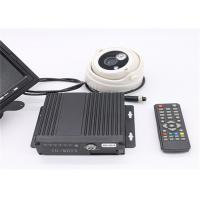 Wholesale 3G HD 720p Car Video Recorder  Support 128 GB Card 4G Options Mobile DVR 4 Channel from china suppliers