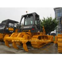 Wholesale Heavy Duty Crawler Shantui Bulldozer Rental , Hydraulic Big Construction Equipment from china suppliers