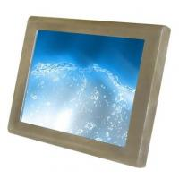 Buy cheap 8-inch LCD Monitor 4:3 with VGA,AV, Touch Function for Industrial Control Application from wholesalers
