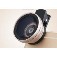 Wholesale Linxing Clip On Cell Phone Lens , Extra Camera Lens For Mobile from china suppliers