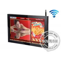 Wholesale FCC / SGS Lcd Advertising Players , Advertising Digital Signage Wall Mount from china suppliers