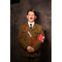 Wholesale lifesize high emulation hitler silicone figure for Hitler Historical Museum from china suppliers