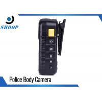 Buy cheap HD 1080P Wearable Security Body Camera , DVR Night Vision Police Body Cameras from wholesalers
