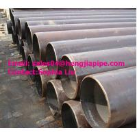 Heavy wall lsaw steel pipes of item
