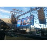 Wholesale High Resolution 3.91mm Outdoor Rental Led Screen Wall For Stage Background from china suppliers