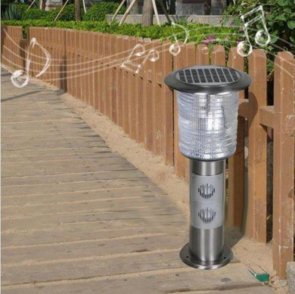 Shenzhen LED Manufacture Solar Garden Light