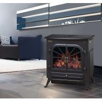 Wholesale ND-18F1 RC Wooden Freestanding Electric Fireplace Flame Heater chimenea Estufa log Stoves from china suppliers