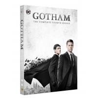 Wholesale Cartoon DVD Box Sets Cover Video Gotham Season 4 DTS Dolby from china suppliers