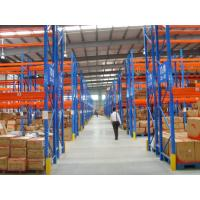 Wholesale Warehouse heavy duty storage steel dexion pallet racking from china suppliers