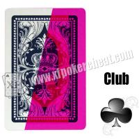Wholesale China Wang Guan 828 Invisible Playing Cards For Poker Games , Bridge Size from china suppliers