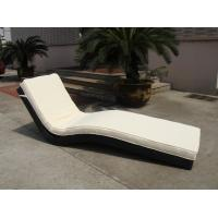 Wholesale Luxury Rattan Sun Lounger from china suppliers