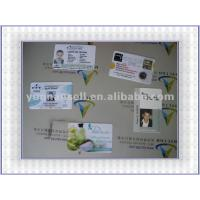 Quality inkjet printer pvc card id card business card printer for sale