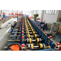 Quality Automatic 22KW Light Duty Cable Tray Making Machine 5 Tons Hydraulic Decoiler for sale