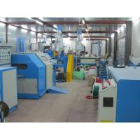 Buy cheap Vertical Wire Twisting Active Pay Off Stranding Machine / Wire Stranding Machine from wholesalers