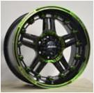 Wholesale Black Concave 20 Inch Alloy Wheels 6 Hole For Offroad Wheels from china suppliers