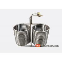 Wholesale Customized Industrial Stainless Steel Heat Exchangers Welded Tubing Coil from china suppliers