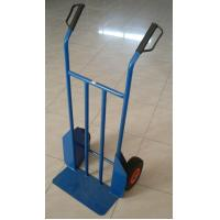 Wholesale Metal Hand Trolley with Capacity 150kg (HT1892M(HT1897) RUBBER WHEEL TIRE TYRE GARDEN TOOL from china suppliers
