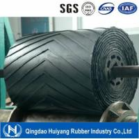 Wholesale Cleated Pattern V Chevron Conveyor Belt high tensile strength for mining from china suppliers
