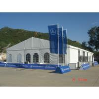 Wholesale 12m*35m Rain Shelter Outdoor Event Tents Clearspan Structure For Large Party from china suppliers