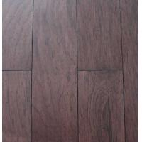 Wholesale Hickory HDF engineered wood flooring, with HDF core, lower cost from china suppliers