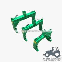 Wholesale QKH1 - Tractor 3point Quick Hitch Cat.1 from china suppliers
