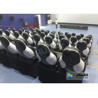 Wholesale 80 Movies 5D Simulator For Center Park With Black & Luxury 5D Motion Seat from china suppliers