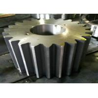Wholesale High Precision Industrial Spur Gear Cast Forging Steel With CNC Machining from china suppliers