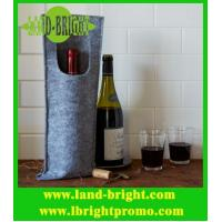 Wholesale 2013 fashional felt wine bottle holder from china suppliers