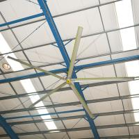 Buy cheap High Efficiency Huge Industrial Fans Low Speed Strong Airflow 24FT from wholesalers