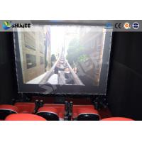 Wholesale Electronic System Motion Theater Seats Equip Snow Rain Bubble Lightning ETC from china suppliers
