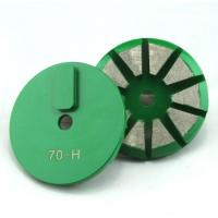 Wholesale Redi Lock Metal Bonded Polishing Pads from china suppliers